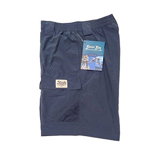 Bimini Bay Outfitters Grand Cayman Nylon Short , Mid Blue , Medium