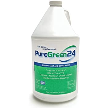 Amazon.com: Pure Spray desinfectante (puregreen, 32-Ounce ...