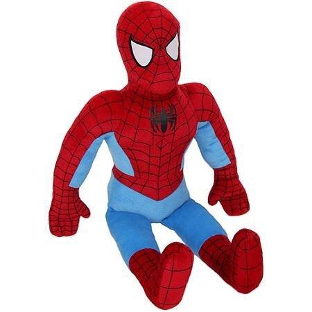 Marvel Spiderman Plush Snuggle Pillow Buddy - 24