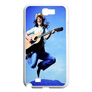 JenneySt Phone CaseLove Music Love Guitar For Samsung Galaxy Note 2 Case -CASE-18