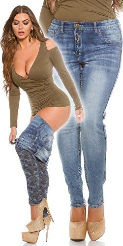 Koucla Donna Koucla Jeans Jeans FdIxXwwq