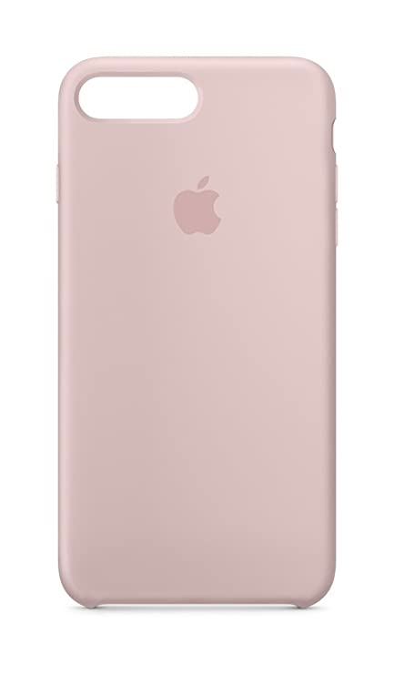 bdae6d8dbf8 Apple iPhone 8 Plus / 7 Plus Silicone Case - Pink Sand: Amazon.in:  Electronics