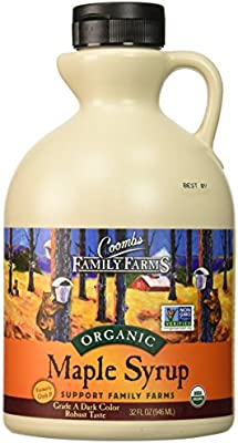Coombs Family Farms Maple Syrup, Organic, Grade A, Dark Color, Robust Taste, 32 Ounce Jug - 10136994 , B0083QJU72 , 285_B0083QJU72 , 1284206 , Coombs-Family-Farms-Maple-Syrup-Organic-Grade-A-Dark-Color-Robust-Taste-32-Ounce-Jug-285_B0083QJU72 , fado.vn , Coombs Family Farms Maple Syrup, Organic, Grade A, Dark Color, Robust Taste, 32 Ounce J