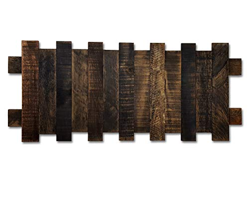 Rustic Blank Pallet Art Wall Hanging with Natural Patina. Multiple sizes available from ASPauljoy Custom Woodworking