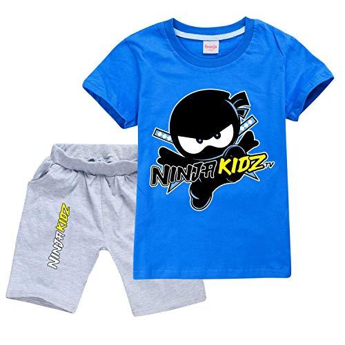Nieuwe Ninja Jongens T-Shirts Zomer Kids Kleding Ninjago T Shirts Kinderen Super Hero Ninjago Top Tees voor Ninja Kidz…