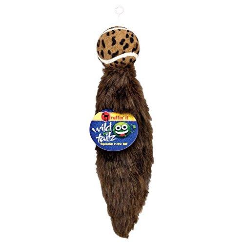 Ruffin It Wild Tailz Dog Toy