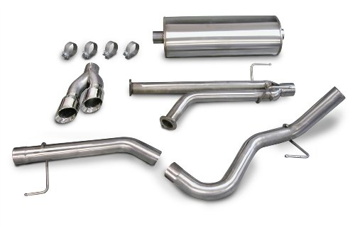 (CORSA 14577 Sport Cat-Back Exhaust System for Tundra Double Cab 5.7L)