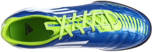 Adidas F10 TRX Astro Turf Fußballstiefel Blau