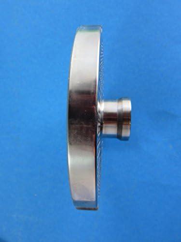 #52 x 3//16 4.5 mm holes STAINLESS Meat Grinder disc plate for Hobart Biro Berkel