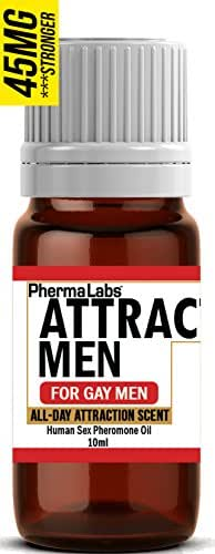 Gay Pheromones! The Secret to Instantly ATTRACT MEN - - All Day Scent - - SEX PHEROMONE PURE OIL