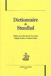 Dictionnaire de Stendhal