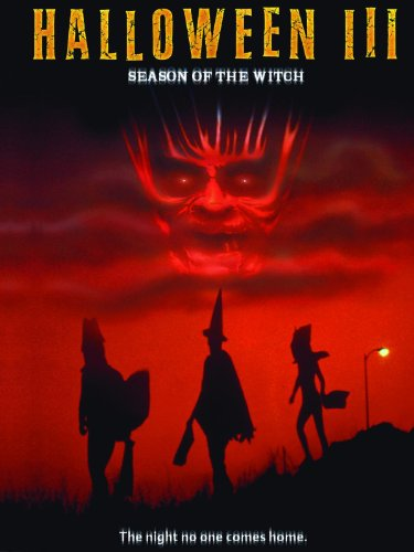 Halloween III: Season of the Witch (Halloween Movies Jamie Lee Curtis)