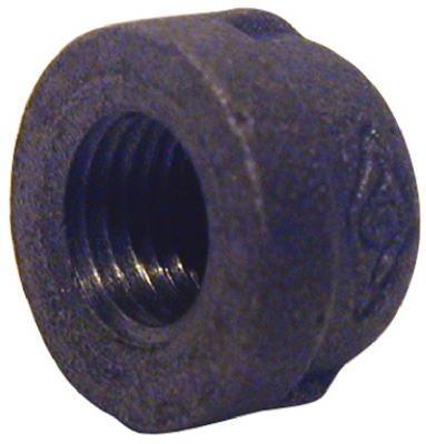 (Pannext Fittings B-CAP05 1/2 BLK Pipe Cap)