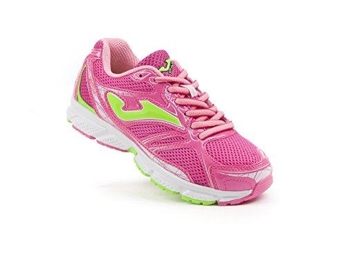JOMA J.VITALY JR Shoe Spring Summer Zapatos Running Nino rosa