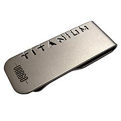 Vargo Titanium Money Clip