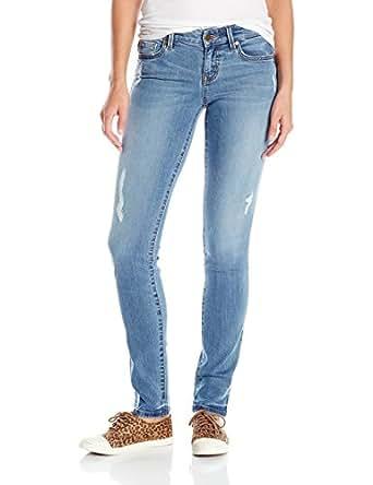 Level 99 Women's Lily Skinny Straight Jean, Tiburon, 24