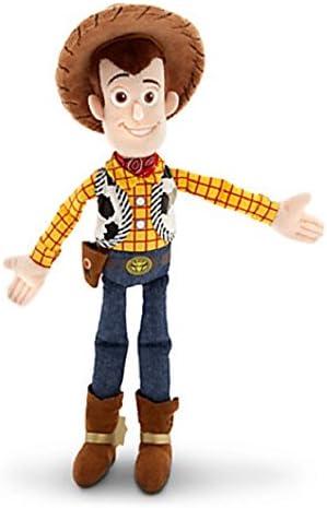 トイストーリー ウッディ ぬいぐるみ(30.5cm) USディズニーストア 並行輸入品 Toy Story Woody Plush - Mini Bean Bag - 12'' Disney