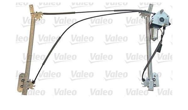 Valeo Power Window Regulator Lifter Motor Front Left Fits Mini One