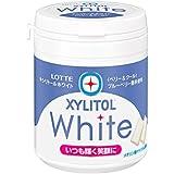 ロッテ キシリトールホワイト<ベリー&クール>ファミリーボトル 6個セット
