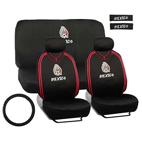 soccer car seat covers - 5
