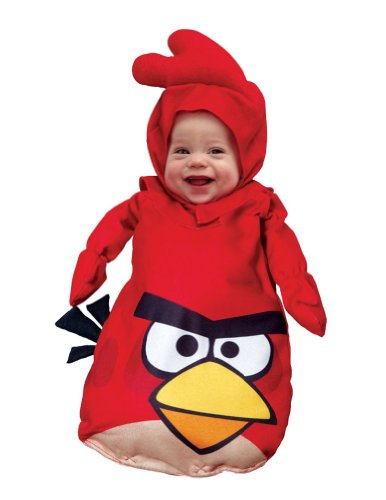 baby & toddler costumes - Angry Birds Red Baby Costume 0-9 Months ()