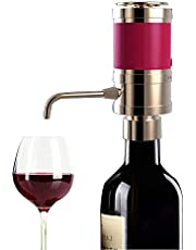 SORBO Aeratore Del Vino, Decantatore Portatile One-touch, Versare Vino Rosso E Bianco(senza batteria)