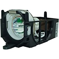 AuraBeam Economy IBM iL2220 Projector Replacement Lamp with Housing