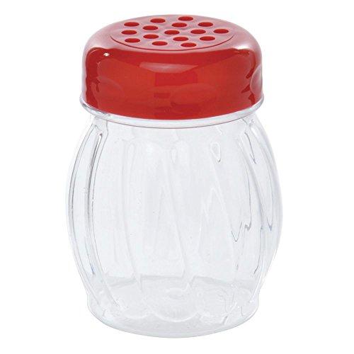 6 Ounce Swirl Shakers - 8