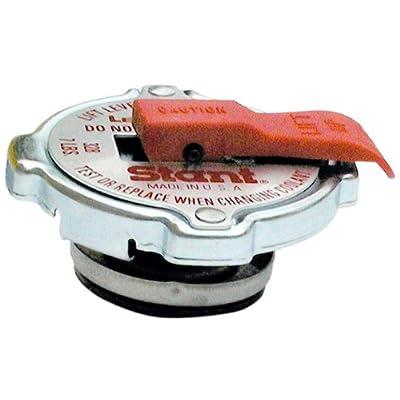 Safety Radiator Cap, 13 psi, Metal: Automotive