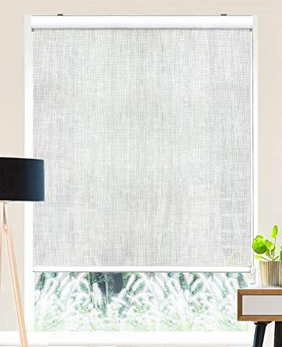 Springblinds 5% Solar Shade Corded with Aluminum Cassette