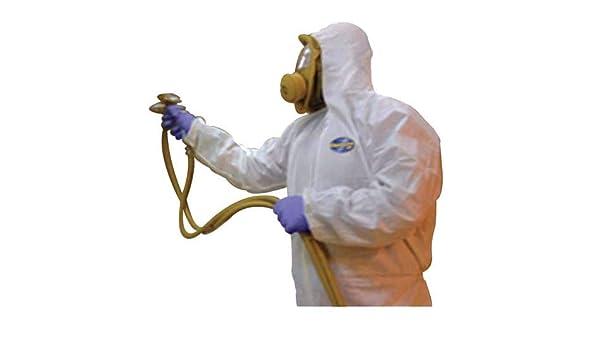 Kimberly-Clark 44336 Kleenguard A40 traje de trabajo (con ...