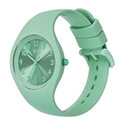 Ice-Watch – ICE colour Lagoon – Green women's wristwatch with silicon strap – 017914 (Small) Recommended deals