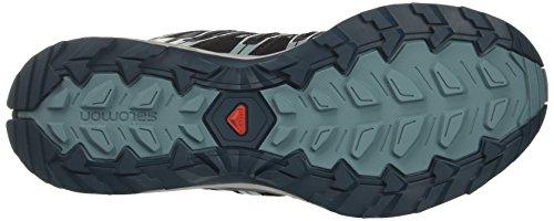 Salomon XA Comp 8 W, Scarpe da Escursionismo Donna Multicolore (Artic/Black/Reflecting Pond)