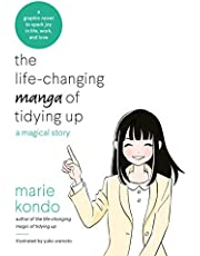 The Life-Changing Manga of Tidying Up: A Magical Story to Spark Joy in Life, Work and Love (Graphic Nonfiction)