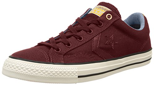 Player Sneakers Converse Bordeaux Ox Deep Unisex Star 6zT0ETq
