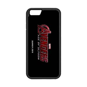 Comics The Avengers Age Of Ultron Movie Logo Poster iPhone 6s 4.7 Inch Cell Phone Case Black gift pjz003-9379742