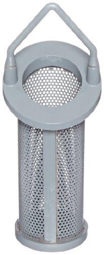 Hayward CPVC Strainer Replacement Basket, Simplex/Duplex, 2'' by Hayward Flow Control