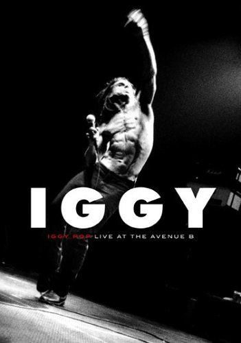 Iggy Pop Live at the Avenue B by EMD