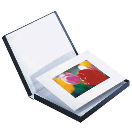 Century Archival Products 12x17'' Clamshell Print Storage Box, Color: Black, 12 1/2x17 1/2x1 1/2'' (A-3 / B)