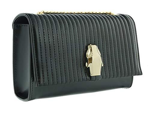 Roberto Cavalli HXLPDN 999 Black Shoulder Bag for Womens