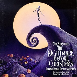the nightmare before christmas original motion picture soundtrack - A Nightmare Before Christmas