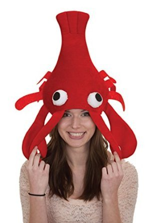 Jacobson Hat Company Men's Lobster Hat, Red, ()