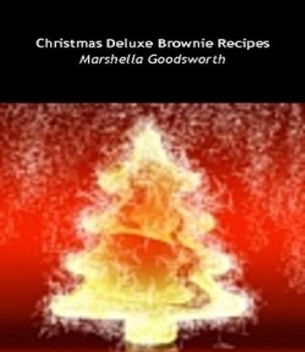 Christmas  Deluxe Brownie Recipes