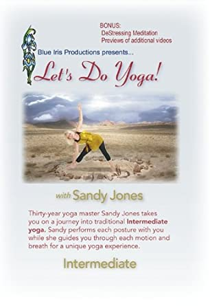 Amazon.com: Lets Do Yoga! with Sandy Jones - Intermediate ...