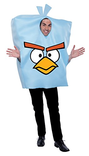 UHC Men's Angry Birds Space Ice Funny Theme Party Adult Halloween Costume, OS (Dresses Plus Theme Space Size)