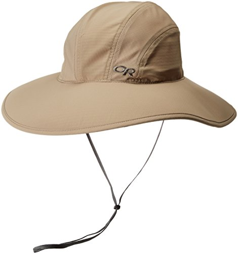 (Outdoor Research Women's Oasis Sun Sombrero Hat, Khaki, X-Large)