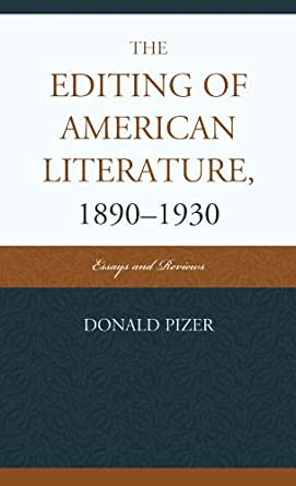 american literature essays and opinions Buy american literature: essays and opinions 1 by cesare pavese (isbn: 9781412810739) from amazon's book store everyday low prices and free delivery on.