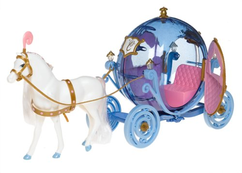 Walt Disney's Cinderella: Twinkle Lights Carriage - Twinkle Disney Doll