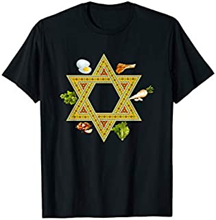 Perfect Gift Pesach Seder Plate! Passover  Need Funny TShirt / Navy / S - 5XL