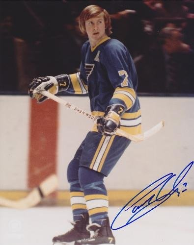 Garry Unger Signed Photograph - 8x10 - PSA DNA Certified - Autographed NHL  Photos b166930f8